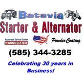 Batavia Starter