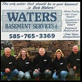 Waters Basement Services