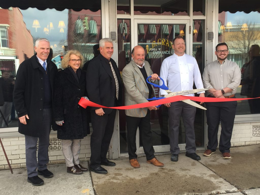 940e2e97ca002 L.B. Grand celebrated their grand re-opening with a ribbon cutting ceremony  and a traditional Saint Joseph s Day feast on March 19th