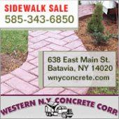 WNY Concrete